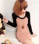 SM 3017 - pink @ Rp. 72 rb, Knitting