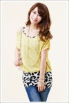 SV 3422 - yellow @ Rp. 70 rb, cotton plush